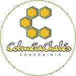 Colmeia Chalés Condomínio Logo